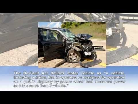 Michigan No-Fault: Definition of a Motor Vehicle