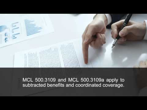 Michigan No-Fault: Coverage and Benefits