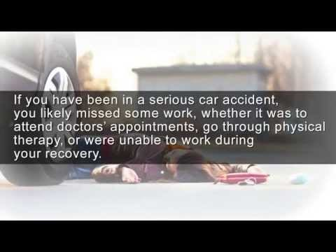 Recovering Lost Wages After a Car Accident