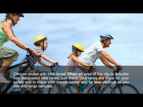 Bicycle Safety Precautions in Michigan