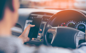 Texting While Driving in Michigan - Christensen Law