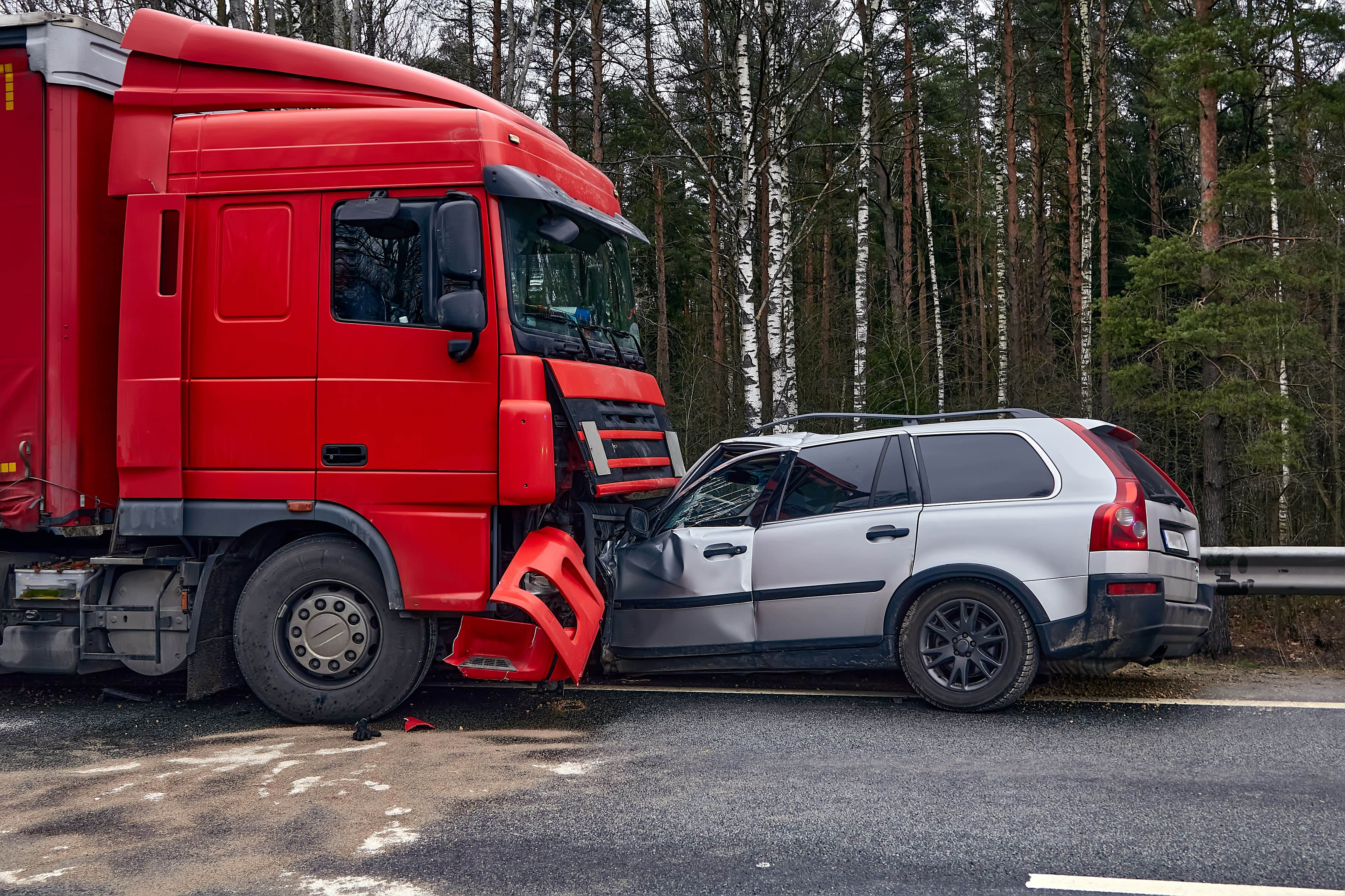 Steps You MUST Take After Your Michigan Truck Accident - Christensen Law