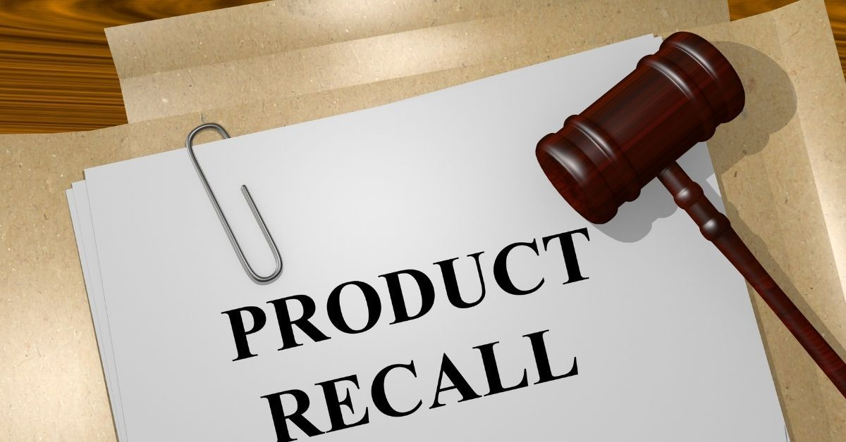 Product Recall in Detroit, MI