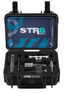 STR8 Brand Weed Container and Kit