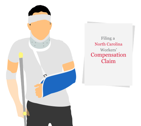 Filing a North Carolina Workers' Compensation Claim