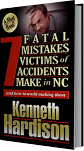 7 Fatal Mistakes Victims of Accidents Make in NC and How to Avoid Making Them Icon