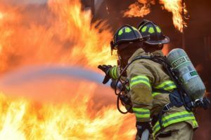 Gas explosion injuries in NC