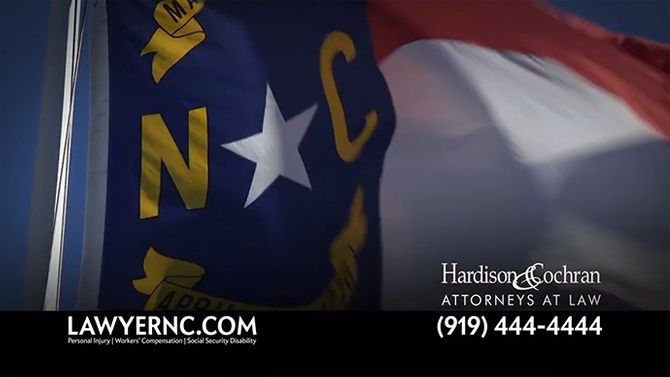 Here For North Carolina | Hardison & Cochran | NC Personal Injury Lawyers