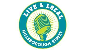 Live and local logo