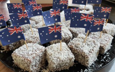 Recept Australische Lamingtons