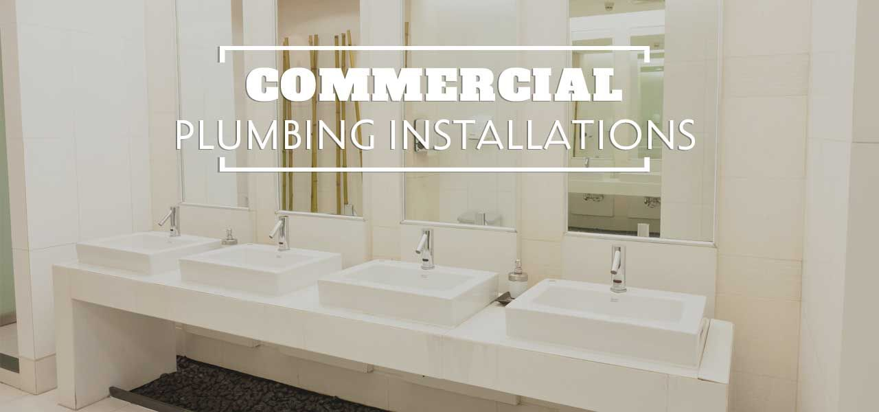 Commercial Plumbing Installation