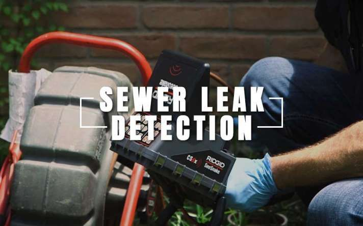 """Sewer Leak Detection in Houston"""