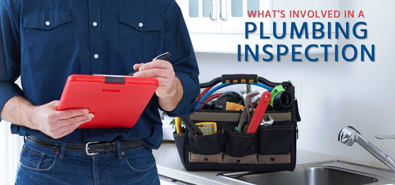 """What's Involved in a Plumbing Inspection"""