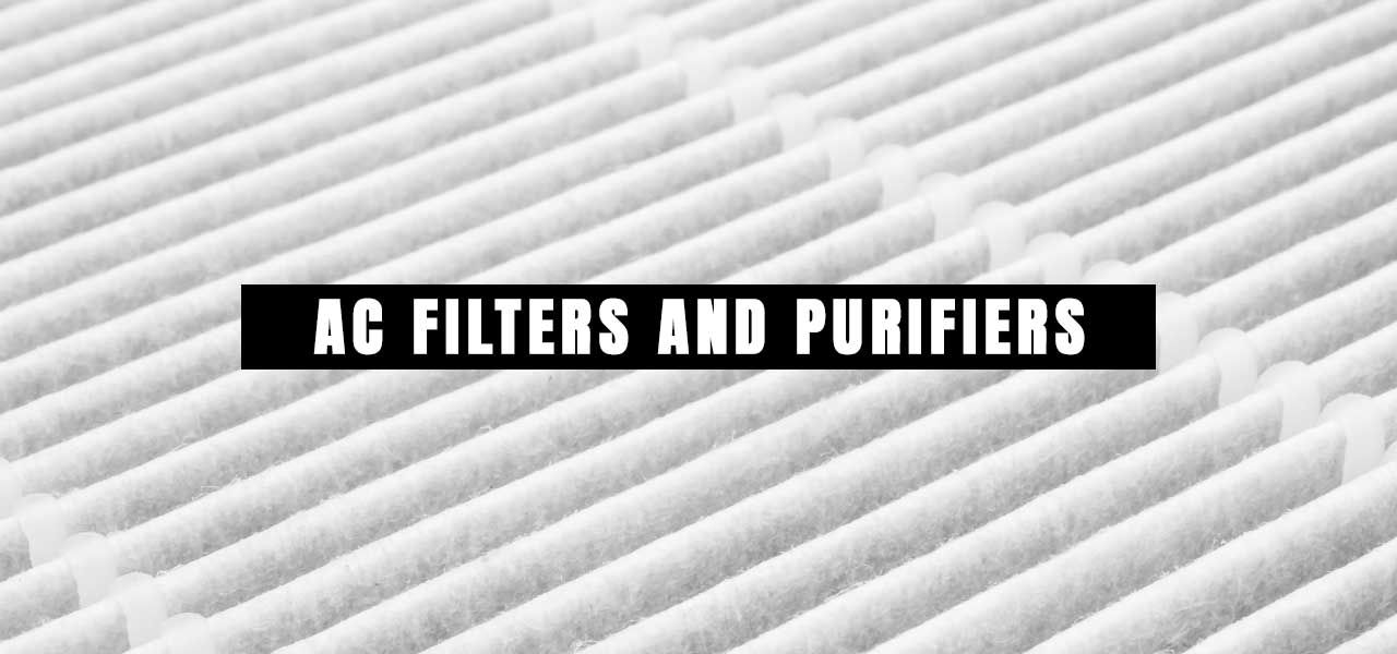 AC Filters and Purifiers