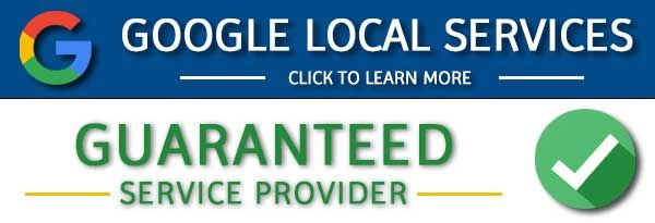 """The Google Local Service Guarantee"""