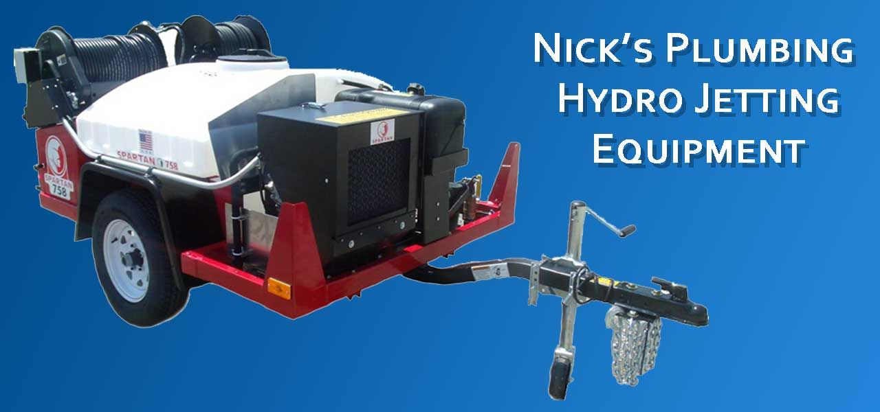 What is Hydro Jetting Drain Cleaning?