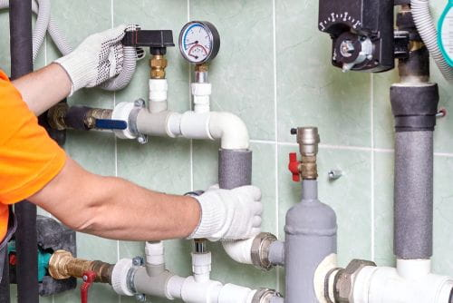Gas Line Repair Houston