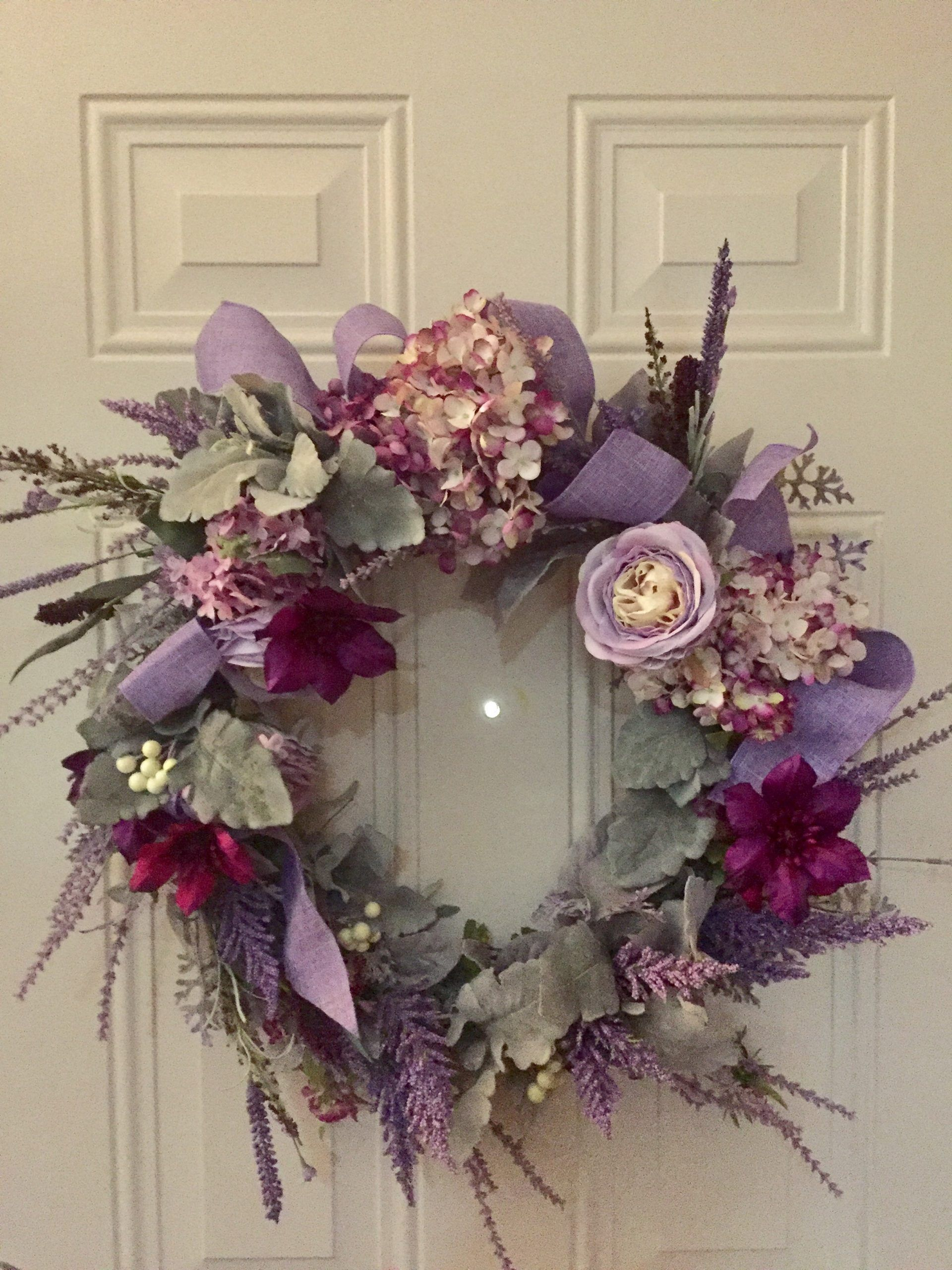 reef violet decor