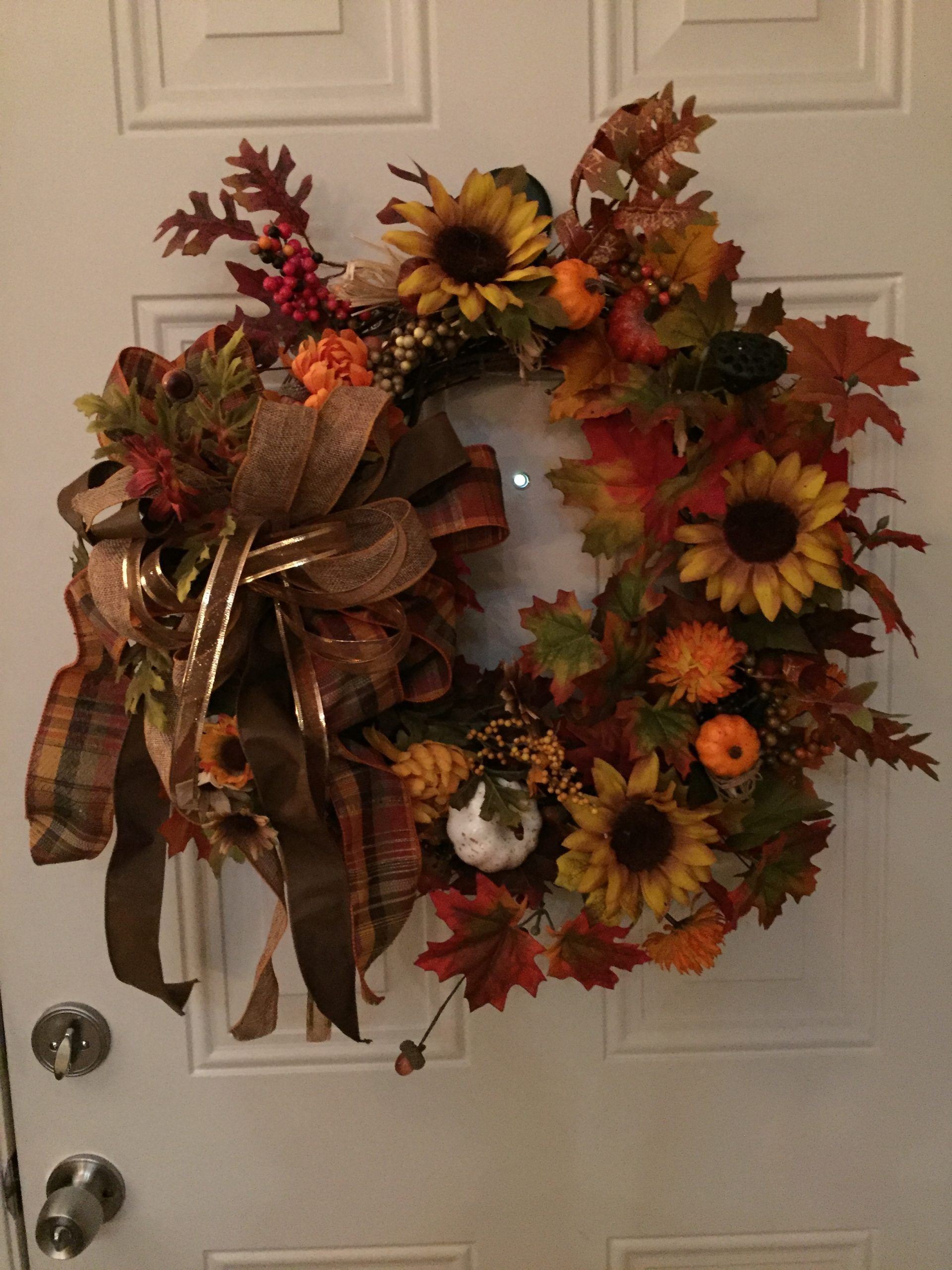 reef autumn decor