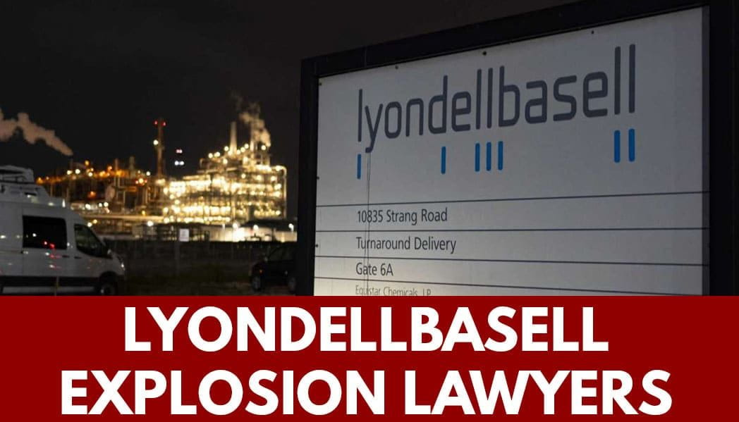 LyondellBasell Plant Explosion Claims MOBILE
