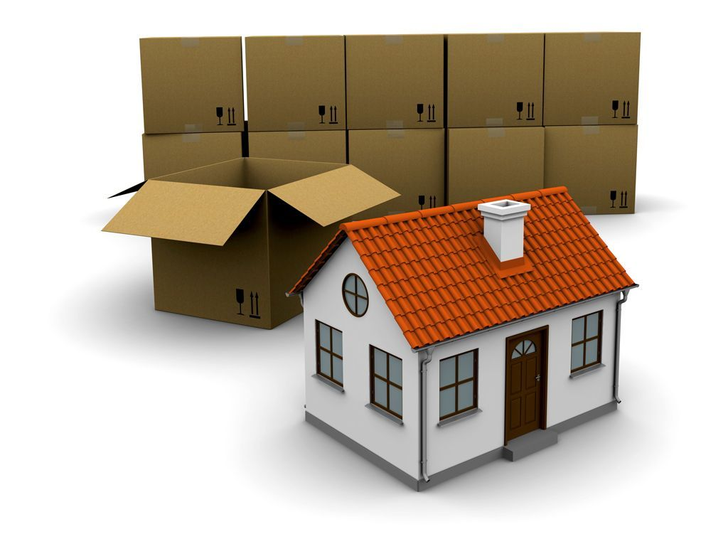 When you've completed your California home purchase it's time for the best part. Move In Day!