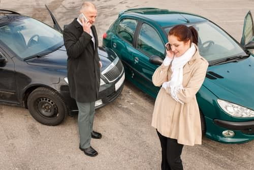 The Sawaya Law Firm of Denver believes that exchanging information at the scene of a car crash is essential