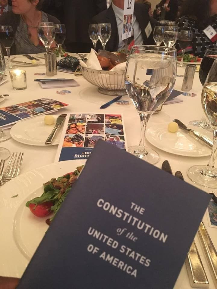 ACLU Table