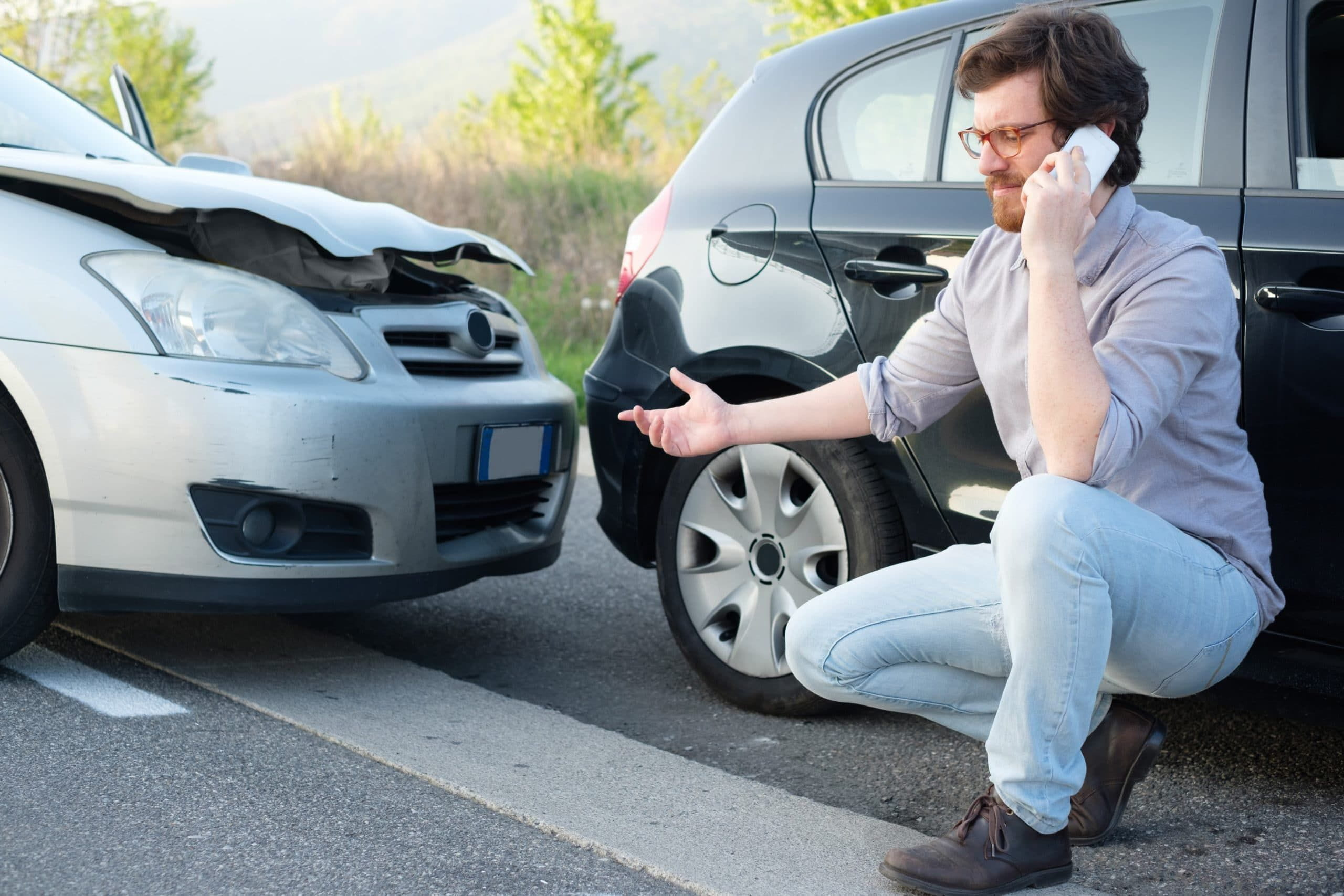 Do I Need To Call Police After a Minor Accident? | The Sawaya Law Firm