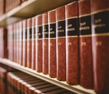 Law library, collection of law reports