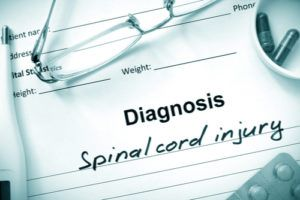 Spinal Cord Injury Diagnosis Document