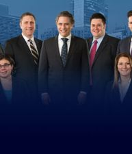 Amourgis & Associates team photo banner