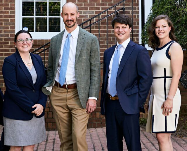 Butler Law Firm team photo