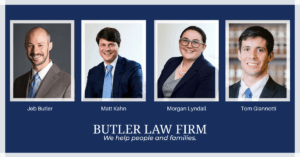 Four Personal Injury Attorneys from Butler Law Firm Named 'Risings Stars' by Georgia Super Lawyers
