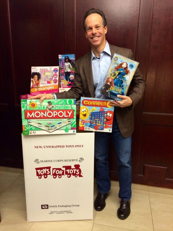 Michigan Auto Law Toys for Tots