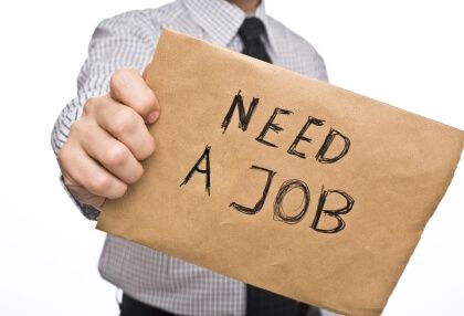 temporarily unemployed and wage loss