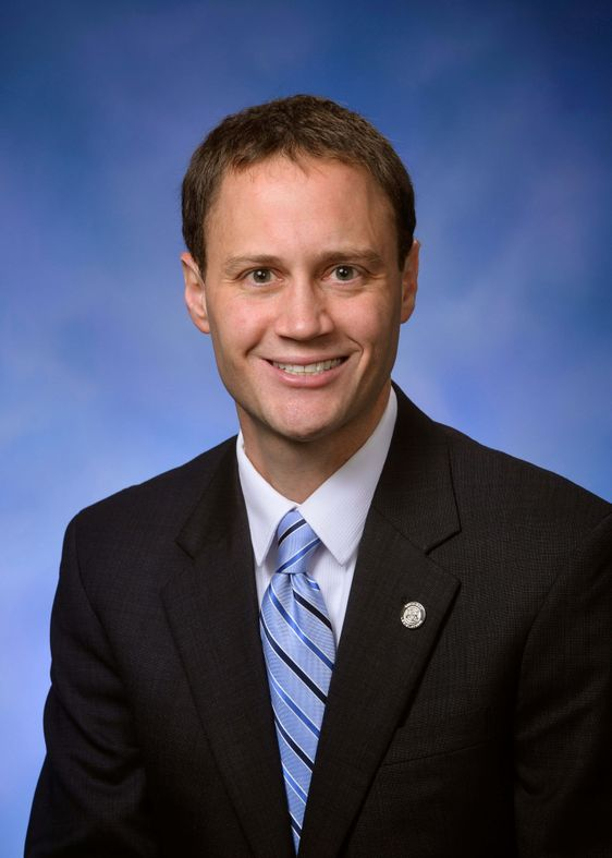Michigan House Insurance Committee Chair Rep Tom Leonard (R-Clinton County)