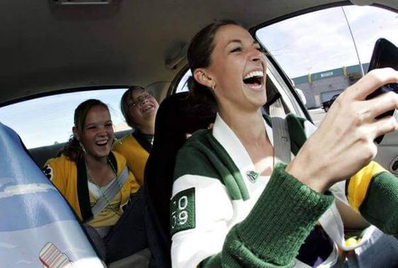 teen drivers and passengers
