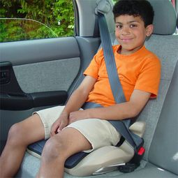 child front seat, image