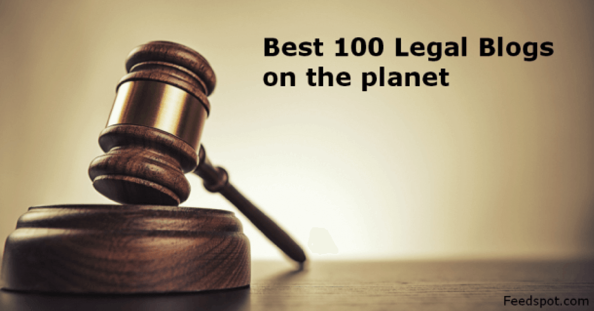 best-100-legal-blogs-on-the-planet