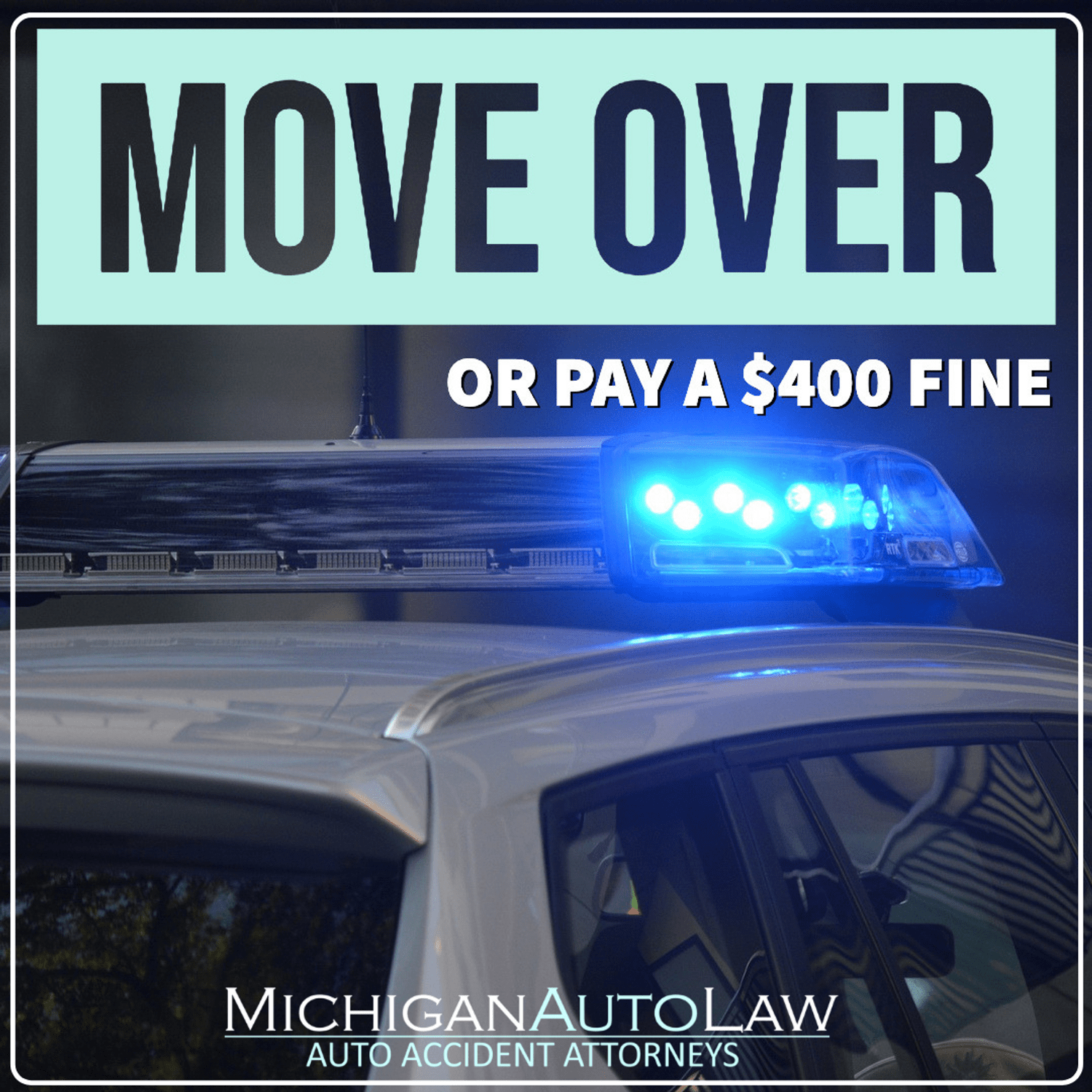 New Michigan Move Over Law: What You Need To Know