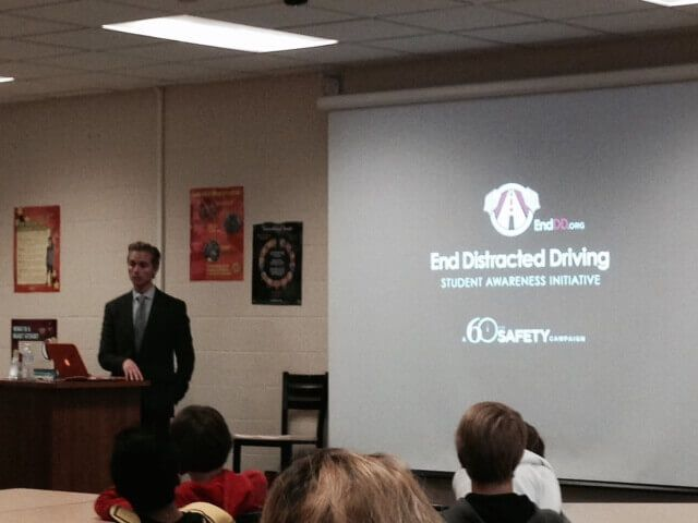 Much more can be done to reduce texting and driving accidents
