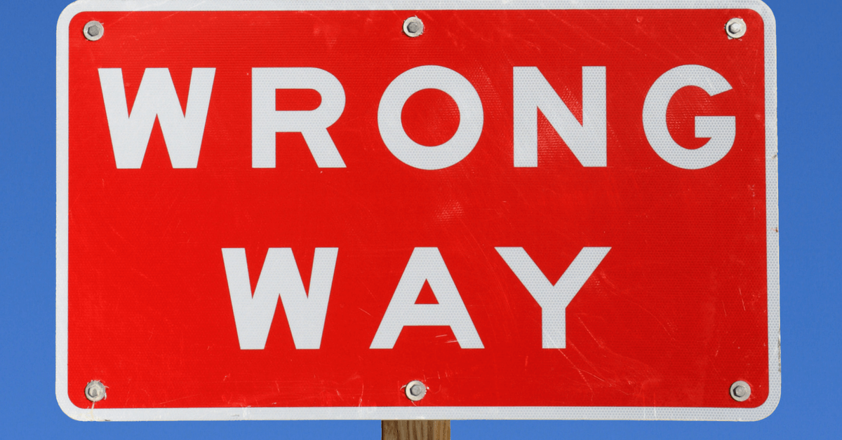 What is the MDOT doing to prevent a wrong way accident from occurring?