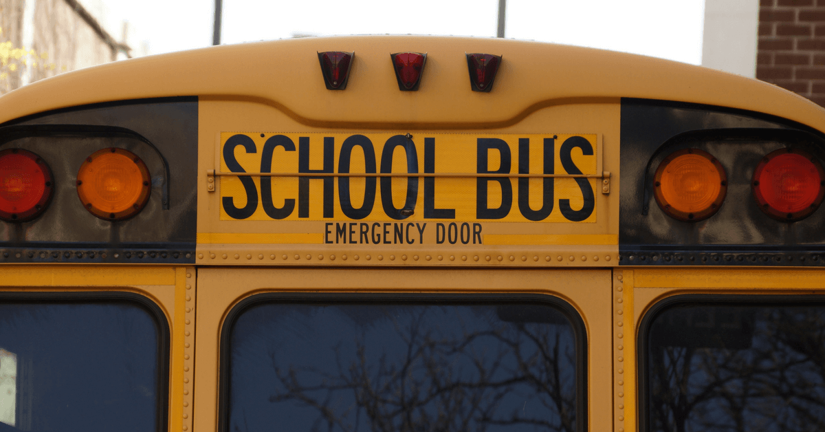 Why are school buses exempt from federal safety rules?