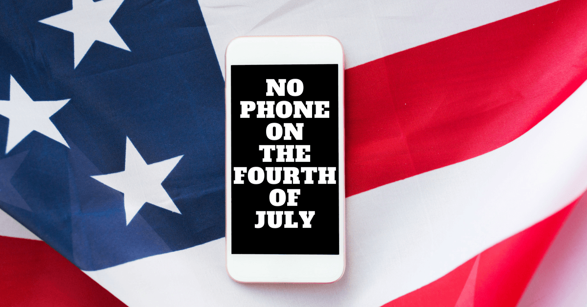 Save driving tips for 4th of July trips: No phones, no distractions, no drinking and driving