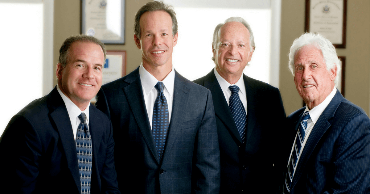 Four Michigan Auto Law attorneys named to The Best Lawyers in America 2019.