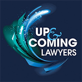 """Michigan Lawyers Weekly """"Up & Coming Lawyer"""""""