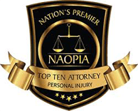 Top 100 Litigation Lawyer American Society of Legal Advocates