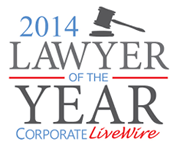 Lawyer of the Year, Personal Injury Corporate LiveWire