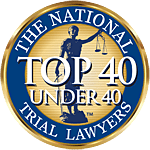 Top 40 Under 40 National Trial Lawyers Association