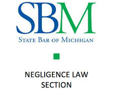 Chair – State Bar of Michigan Negligence Law Section
